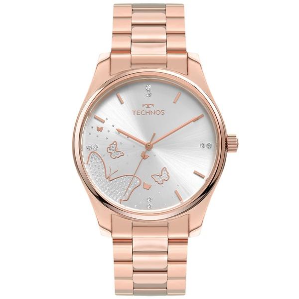 Relógio Technos Feminino Trend 2036MNZ/1K Rosé