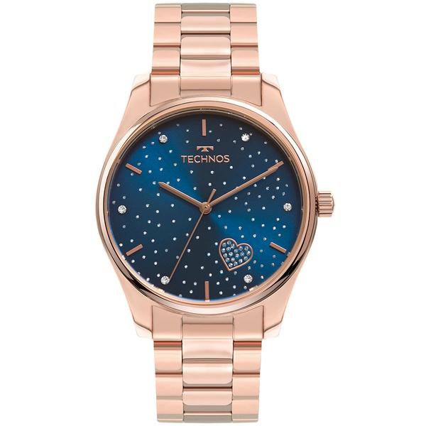 Relógio Technos Feminino Trend 2036MOA/1A Rosé