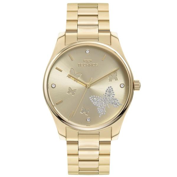 Relógio Technos Feminino Trend 2036MOF/1X Dourado
