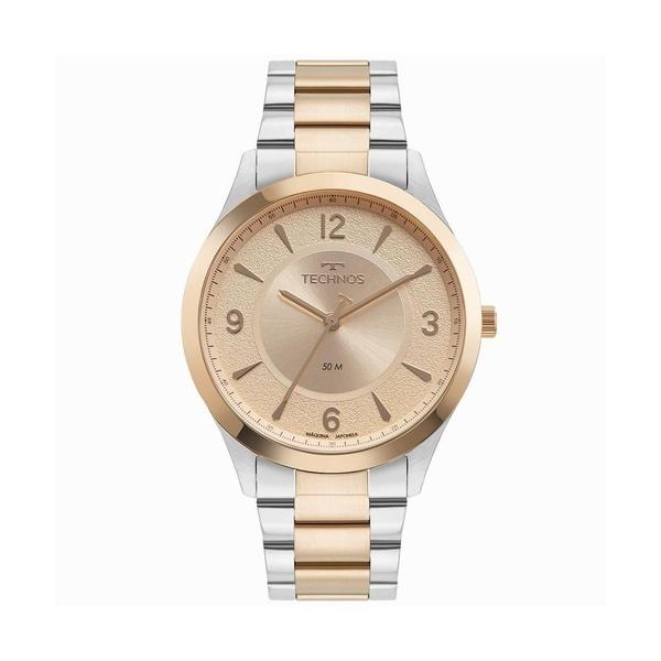 Relógio Technos Feminino Dress 2036MON/1J Bicolor
