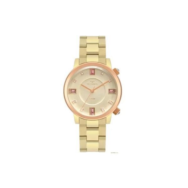 Relógio Technos Feminino Fashion 2039CT/1D Dourado