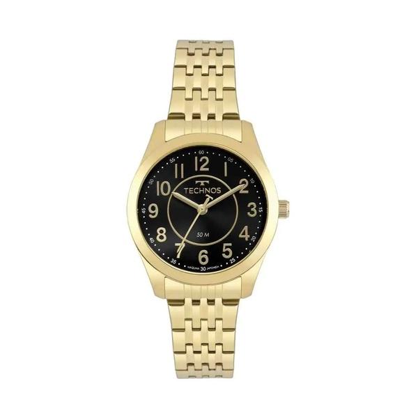 Relógio Technos Masculino Casual 2035MJDS/4P Dourado