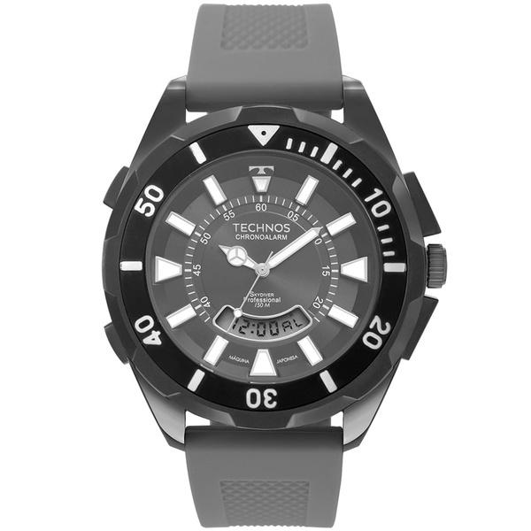 Relógio Technos Masculino Skydiver T205jo/8c Grafite