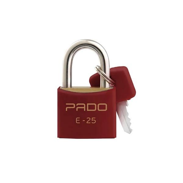 CADEADO 50MM PD SM VERMELHO 51016416