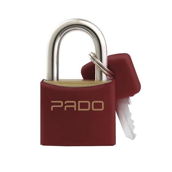 CADEADO 30MM PD SM VERMELHO 51016412