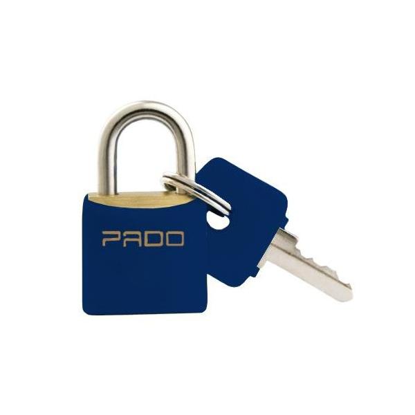 CADEADO 30MM PD SM AZUL 51016380