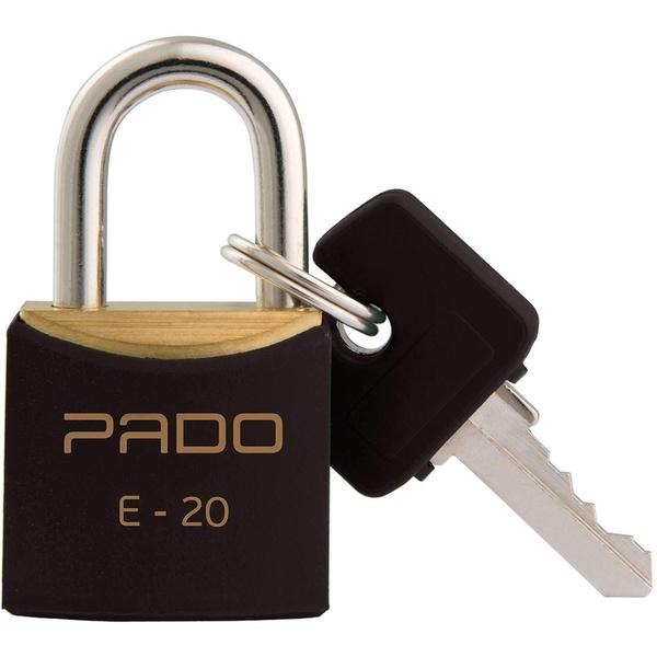 CADEADO 20MM PD SM PRETO 51016394