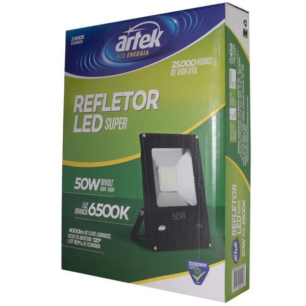 REFLETOR SUPER LED 50W