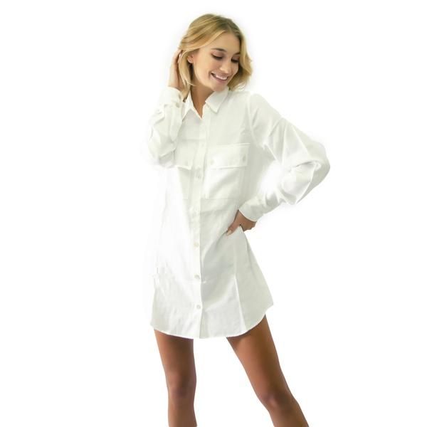 Camisa Nina - Viscolinho