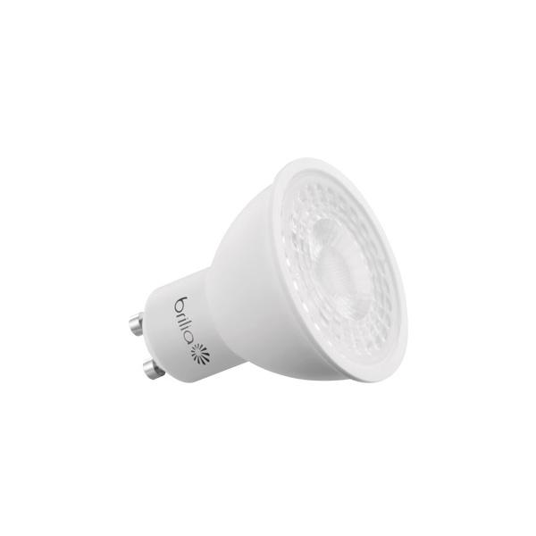 LAMPADA DICROICA LED 5W/3000K BIV BRILIA
