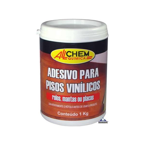 ADESIVO P/ PISOS VINILICOS 1KG ALLCHEM