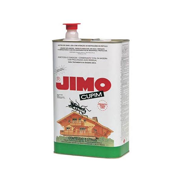 JIMO CUPIM 5 LITROS MARROM