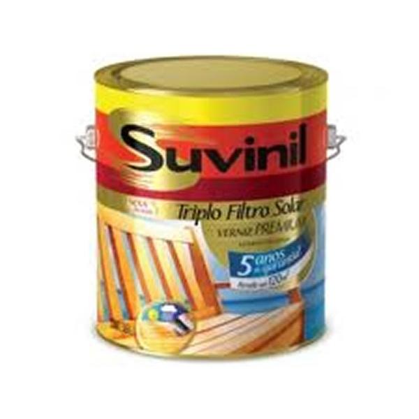 VERNIZ TRIPLO FILTRO SOLAR FOSCO 3,6 L SUVINIL