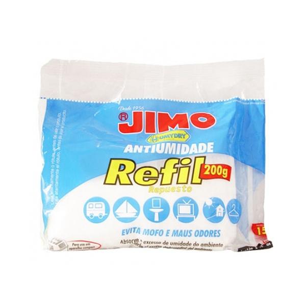 JIMO REFIL ANTIUMIDADE 200 GR