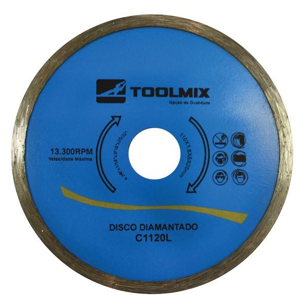 DISCO CORTE DIAMANTADO CONTINUO C1120L TOOLMIX