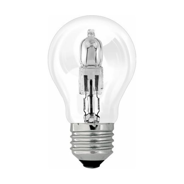 LAMPADA HALOGENA 42W/60W 127V E27 TASCHIBRA