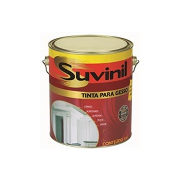TINTA PARA GESSO SUVINIL 3,6 LITROS