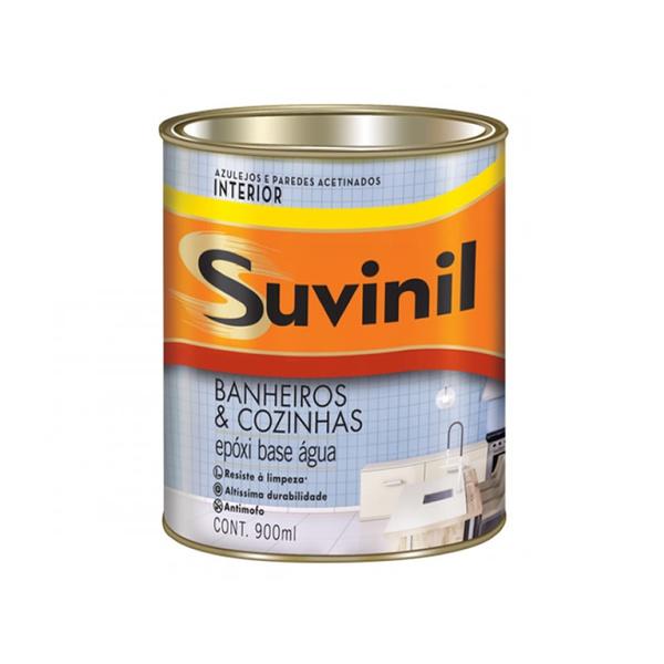 SUVINIL EPOXI BANHEIRO E COZINHA BRANCO 1/4