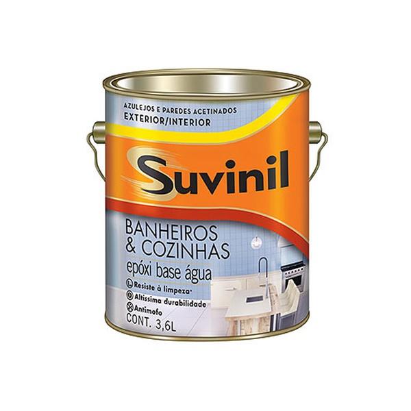 SUVINIL EPOXI BANHEIRO E COZINHA BRANCO GL