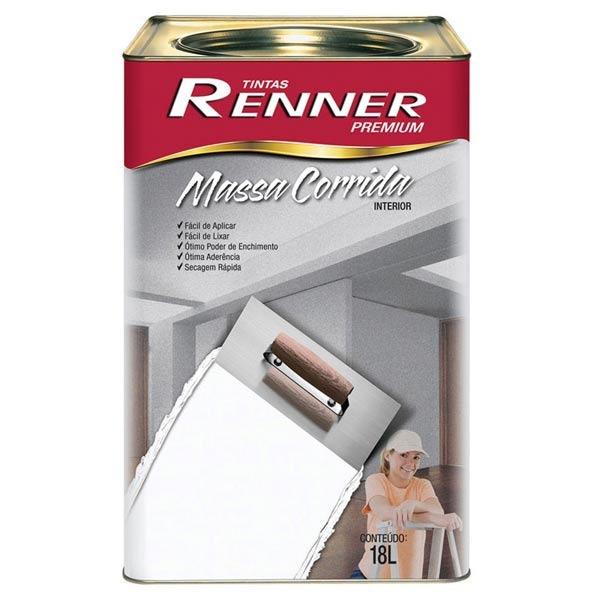 MASSA CORRIDA 25110 18LTS RENNER