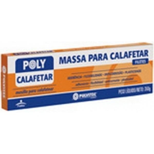 MASSA CALAFETAR 350 GR PULV/DUM/TIGRE