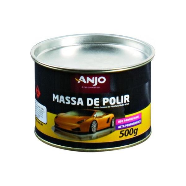 MASSA DE POLIR ANJO N2 500GR