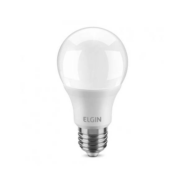 LAMPADA BULBO LED 12W/6500K BIVOLT ELGIN