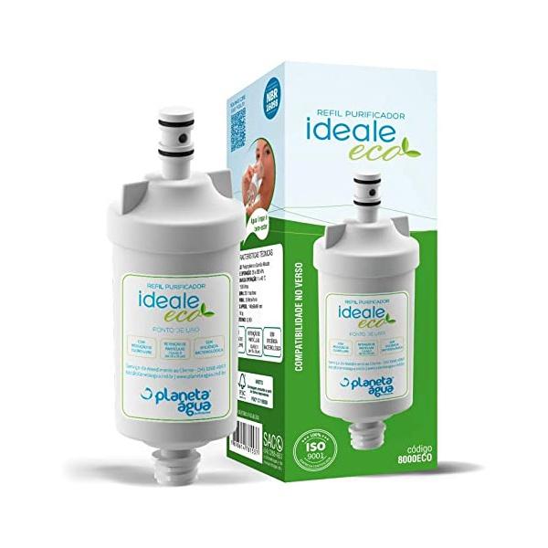Refil Para Torneira Ideale Eco Planeta Água Ref. 8000eco