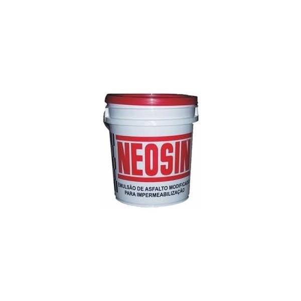 Impermeabilizante Neosin Emsulsão Asfaltica 3,5kg