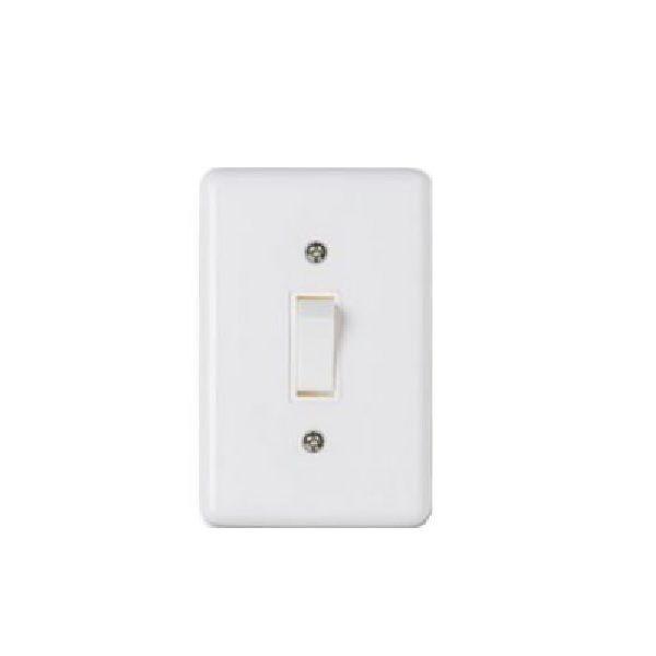 Interruptor 1 Seção 4 x 2 Branca Stylus