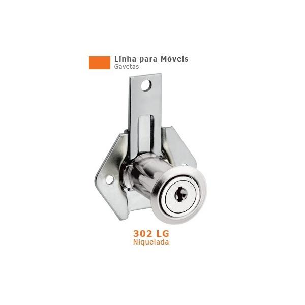 Fechadura Para Gaveta 302 31mm Stam