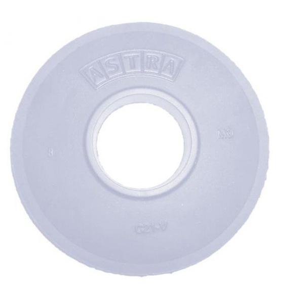 Vedante De Silicone Para Caixa Descarga Ref.C21/v Astra