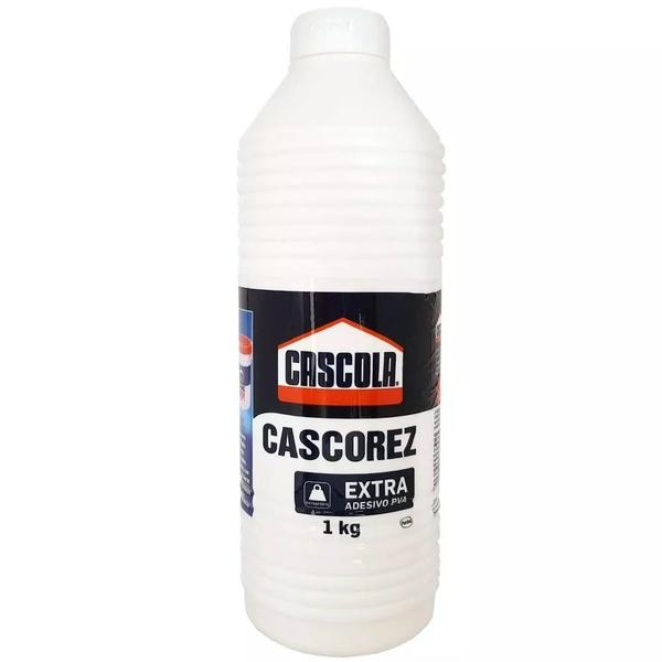 Cola Branca Cascorez Extra 1kg