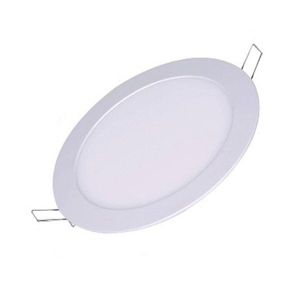 Painel Plafon Luminária Embutir Led Slim 6000k 18w