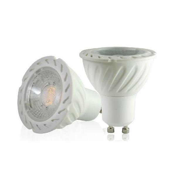 Lâmpada Dicroica Spot Light LED 3000K 4w Gu10