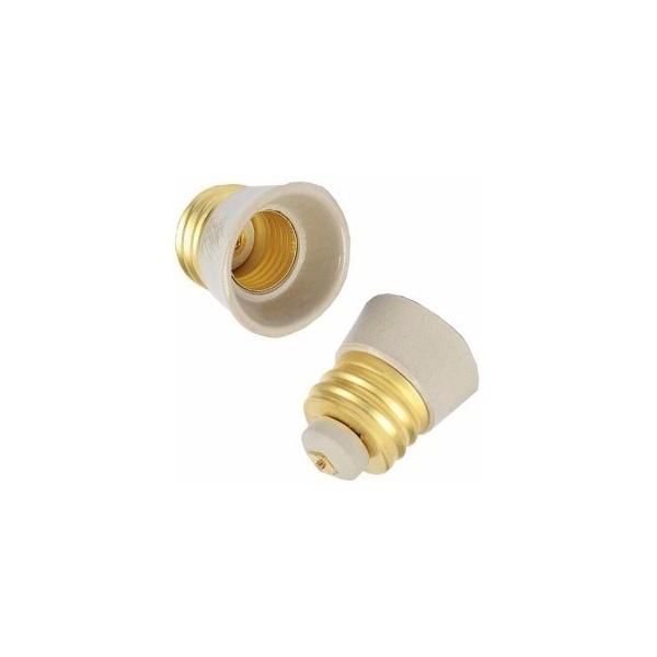 Receptáculo Bocal Adaptador De E40 X E27