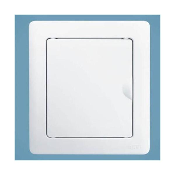 Caixa Quadro Para Disjuntor 3 Nema Ou 4 Din Branco Fame