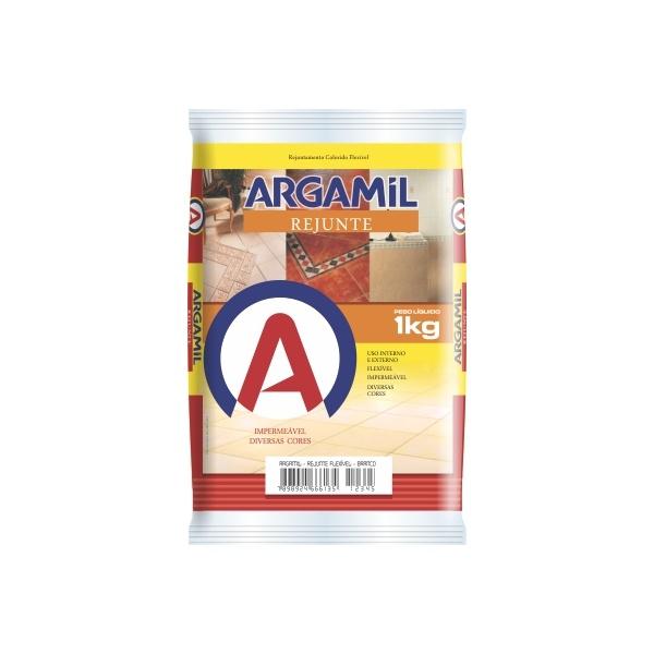 Rejunte Flexível Argamil 1kg