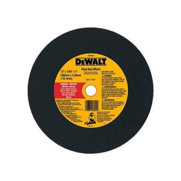 Disco Corte 12'' x 2,4mm x 1'' DW44620 Dewalt