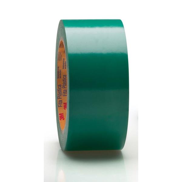 Fita de Demarcação de Piso Verde 50mm x 30m 3M