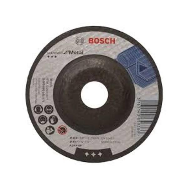 Disco Desbaste 4-115 Bosch 2.608.603.181.879