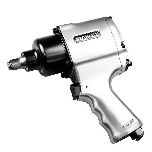 "Chave de impacto pneumática encaixe de 1/2"" 677 Nm - Stanley"