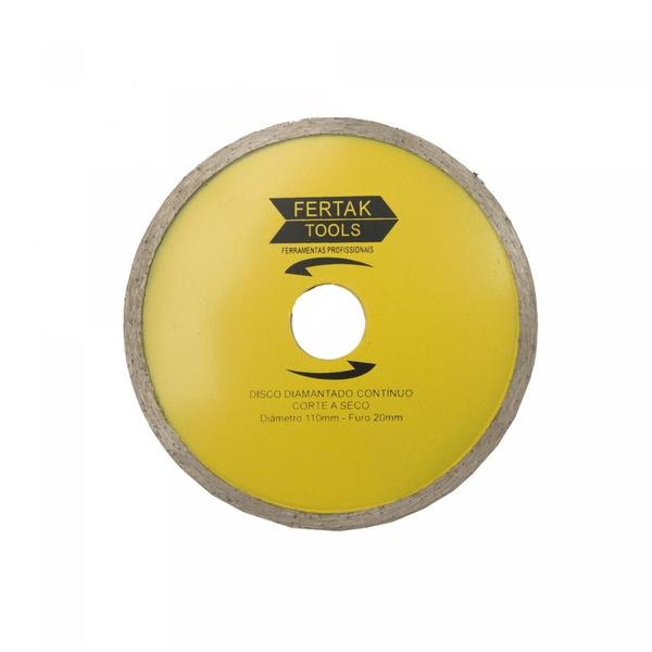 Disco continuo 20x110mm Fertak Tools 2803