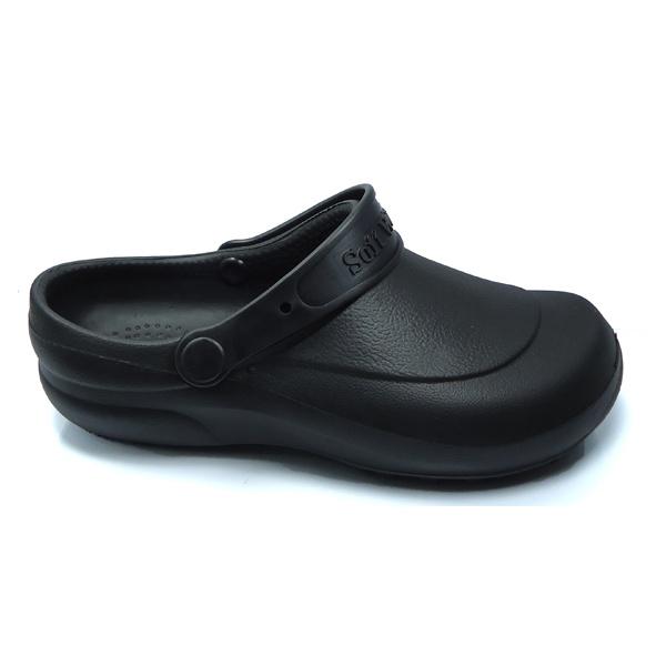Sapato BB60 Soft Work Preto