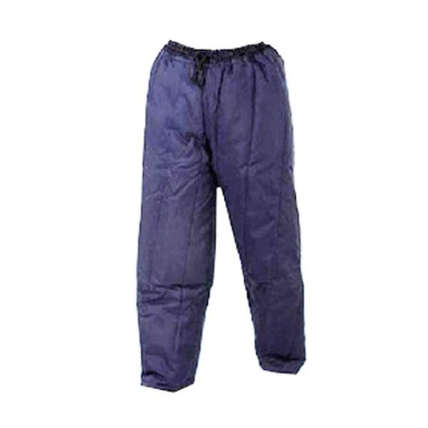 Calça Térmica para Câmara Fria Azul