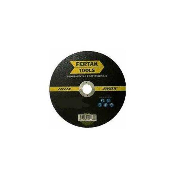 Disco de Corte Inox 115 X 1,2mm Fertak Tools 2821