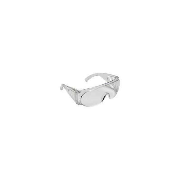 Óculos de Segurança Pró Vision Sobrepor INCOLOR Carbografite 012227712