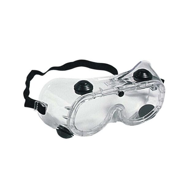 Óculos de Segurança Ampla Visão com Válvula Carbografite