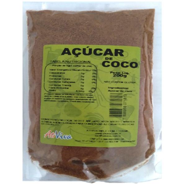 Açúcar de Coco 200g