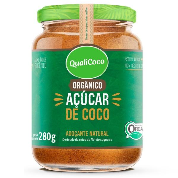 Açúcar de Coco Orgânico 280g